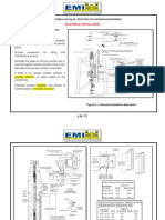 Informe Electrical and Mechanical Installation Imprimir