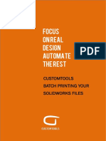 Batch Printing Your Solidworks Files