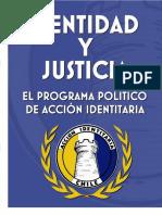identidad y justicia