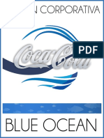 Manual Corporativo Cocacola Blue Ocean