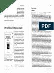 """Dick Boer, """"Gandler, Stefan, Materialismus und Messianismus. Zu Walter Benjamins Thesen Über den Begriff der Geschichte."""""""