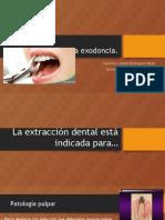 Expo Exodoncia