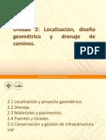 2 Localización, diseño geométrico y drenaje de caminos