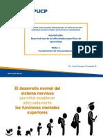 Tema 2a - Cortezas de Asociacion y Lobulo Parietal