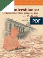 Antimicrobianos. Consideraciones para su uso en pediatría.pdf