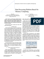 Spark - A Big Data Processing