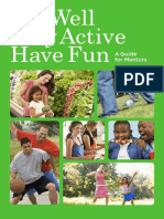 EatWell StayActive HaveFun AGuideforMentors