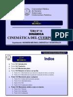 Tema 14 Cinematica Del Cuerpo Rigido
