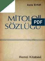 Azra Erhat - Mitoloji Sözlüğü