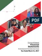 SalvArmyCan FinancialStatements 2016-17 Web