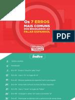 [Espanhol de Verdade] Os 7 Erros Mais Comuns dos Brasileiros ao Falar Espanhol - Driéli Sonaglio.pdf
