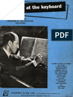 IMSLP111081 PMLP25109 Gershwin Songbook Selection Cover