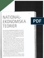 Nationalekonomiska Teorier