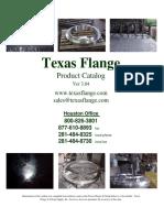 Standarad Texas Flange