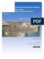 20 - WIAL Runway Extension - Draft AECOM Concept Feasibility and Design Report