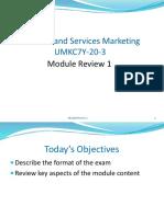 Module Review 1