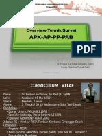 DrNico Overview Tehnik Survei APK AP PP PAB Mar 13 Pptx