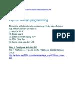 esp8266 12e programming mode document.docx