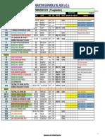 Judo Calendario Oficial 2012