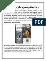 Epson Stylus Pro Printers_CMN_Printpool