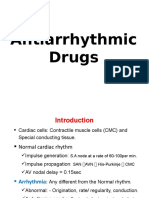 Antiarrhythmic Drugs Final