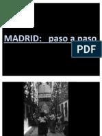 Madrid Paso a Paso