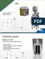 Reatores Ideais