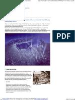 Urban Geo-Grid Plan_Shimizu's Dream - Shimizu Corporation