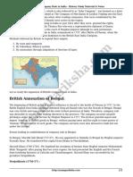 East India Company Rule India