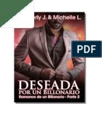 Kimberly J & Michelle L. - Romance de Un Billonario 02 - Deseada