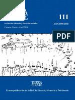 Tierra Firme. Revista de Historia y Ciencias Sociales No. 111_ Enero-Abril 2016