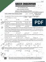 IIT JAM physics past questions Career Endaevour.pdf