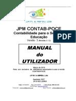 Manual Contabilidade Educação