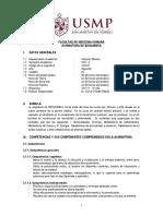 Bioquimica Silabo