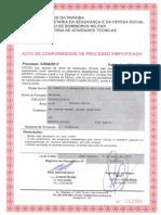 Documento Bombeiros