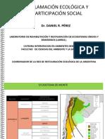 Reclamacion Ecológica y Participacion