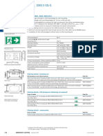 Cooper Ceag Datasheet Guideled 10011 10012 10013 Single Sided 20 m 8