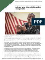 O Outro Depende de Uma Disposição Radical Para o Que é Inesperado - 06-08-2017 - Bernardo Carvalho - Colunistas - Folha de S