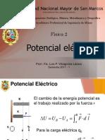 Minas Potencial Eléctrico 2017-1