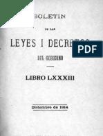 LEY DE LA SILLA