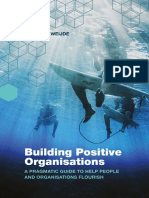 Building Positive Organisations PDF Version