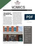 Roanomics Volume 7, Issue 2