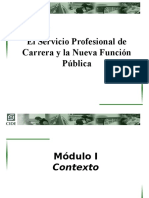 Ética en El Servicio Publico
