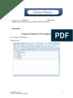 Como Fazer TOTVS Inserir código de barras e IPTE no boleto bancario no Reports