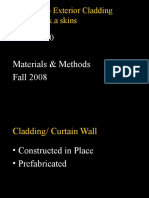 Lecture 22- Exterior Cladding