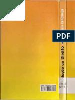 J. Floscolo Da Nobrega - Introdução Ao Direito - 8º Edição - Ano 2007