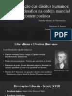 A Globalização Dos Direitos Humanos (1)