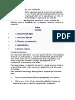 Cálculo del caudal de agua en tuberías.docx