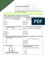 Aaaaa Evaluacion Matematicas Miercoles 16