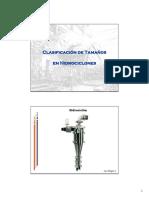 Procesamiento de Minerales Hidrociclones II 2016